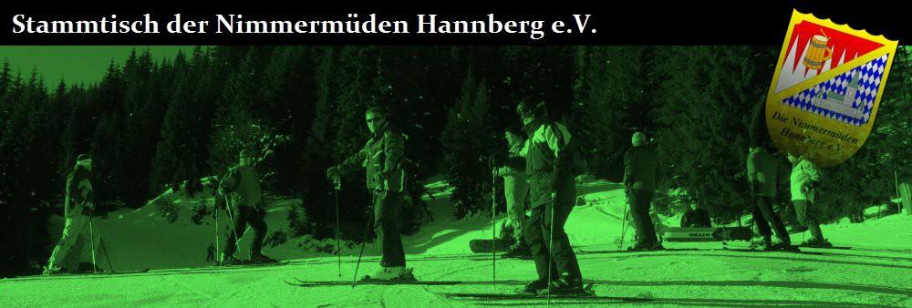 Stammtisch der Nimmermüden Hannberg e.V.